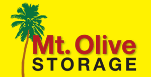 Mt. Olive Storage Logo